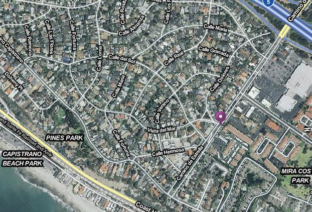 Capistrano Bluffs By The Sea satellite 626x426