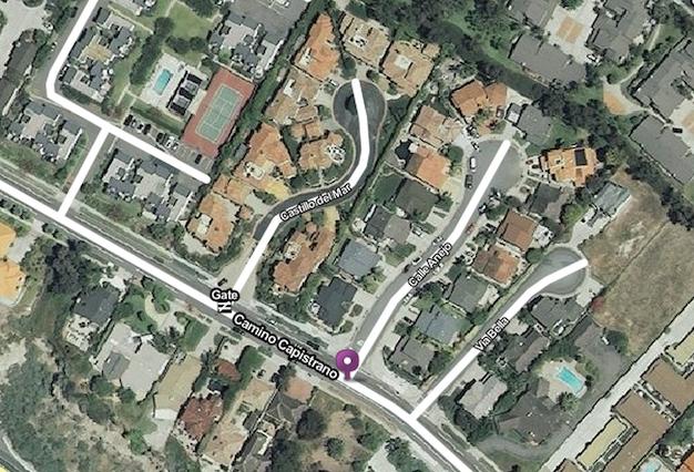 Capistrano Bluffs Village satellite 626x426